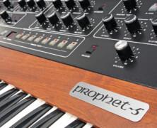 SCi Prophet 5 w/MIDI
