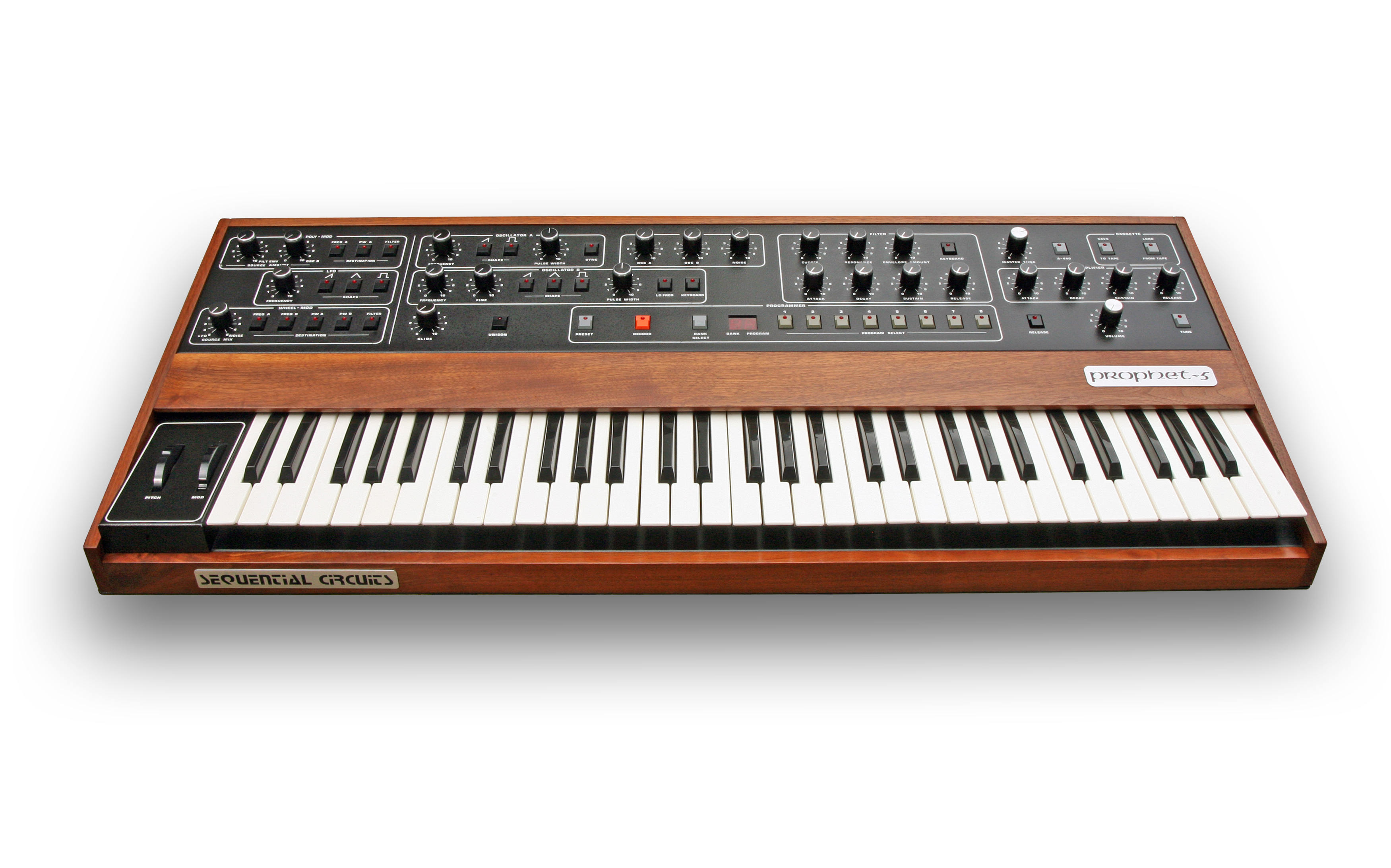 How to Create the Unmistakable Keyboard Sound in