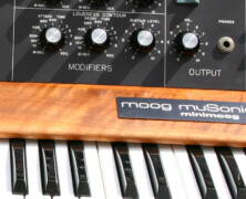 MOOG MuSonics MINI