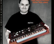 Free Moog Prodigy Competition