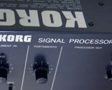 Korg MS-03 Signal Processor