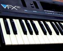 Ensoniq VFX-SD