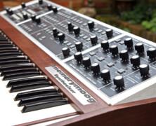 Memorymoog w/MIDI