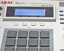 Akai MPC3000