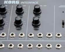 Korg MS-02 Interface
