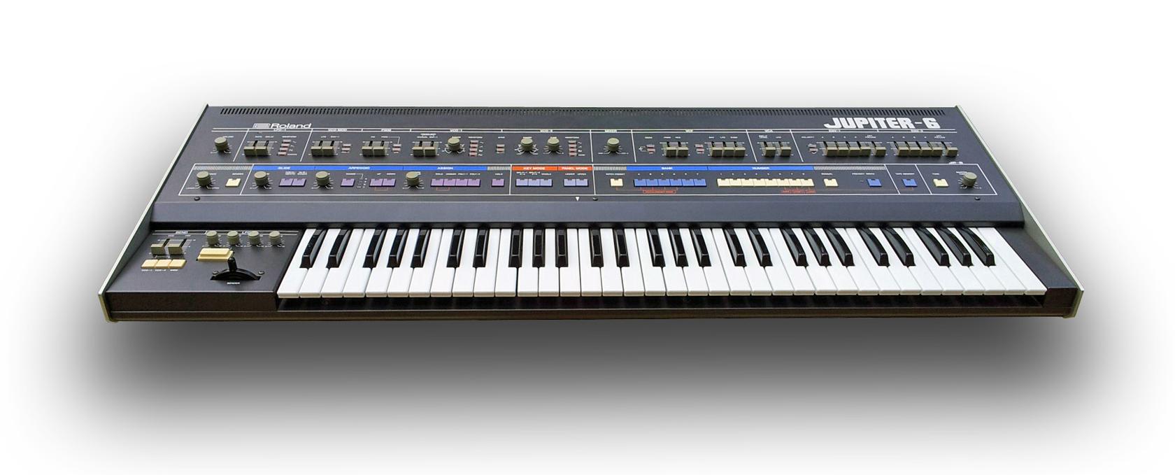 Roland Jupiter 6 | RL Music