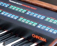 Rhodes Chroma CC+