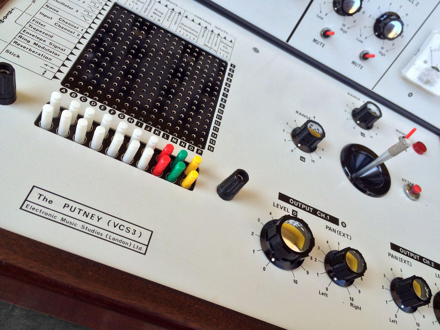 VCS3 Mk1 & DK2 | RL Music