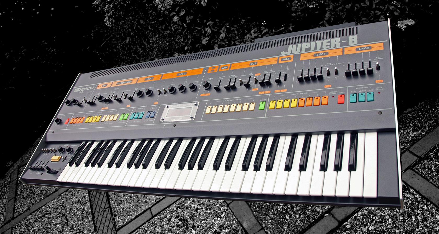 Roland Jupiter 8 | RL Music