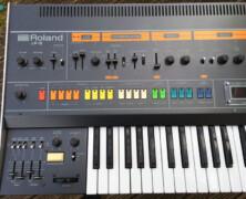 Roland JP8 w/MIDI