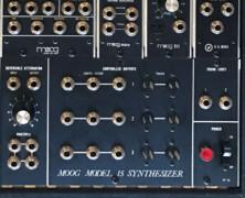 Moog System 15 & 950