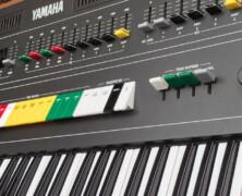 Yamaha CS50 w/MIDI