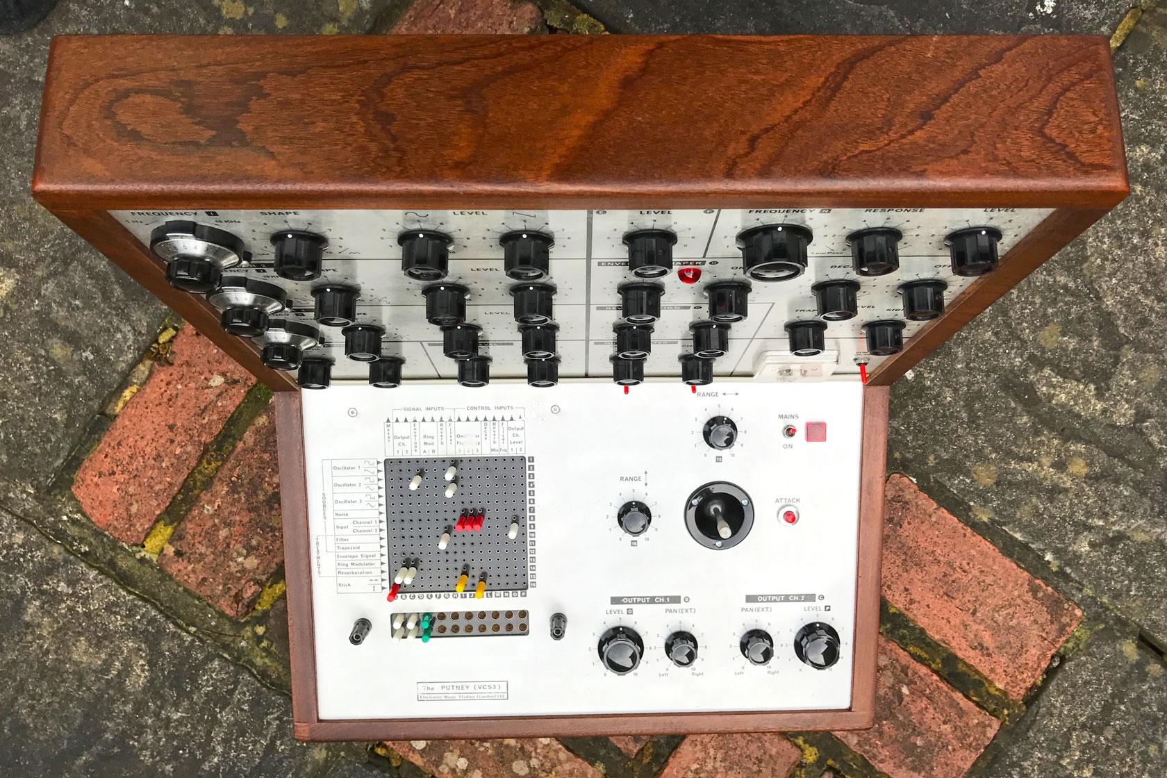EMS VCS3 Mk1 | RL Music