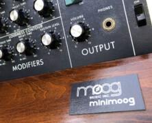 Minimoog – T2907E