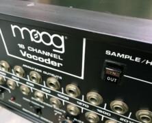 Moog Vocoder