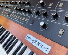 Prophet 5 Rev 3.2 w/MIDI