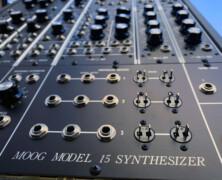 Moog System 15 (reissue)
