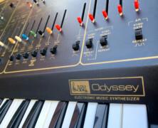 Arp Odyssey Mk1 Blackface