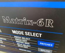 Oberheim Matrix 6R