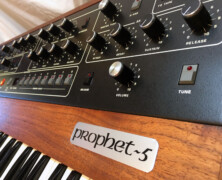Prophet 5 Rev 3.3 w/MIDI
