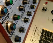 EMS VCS3 Mk2 & DK1